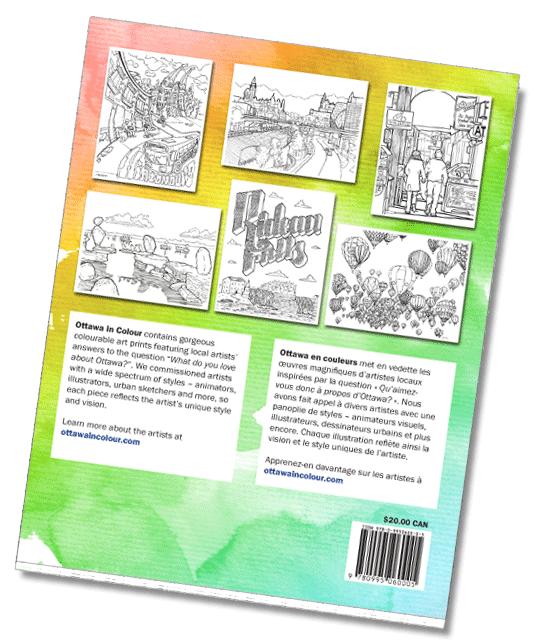 Preview of back cover - Aperçu de page arrière