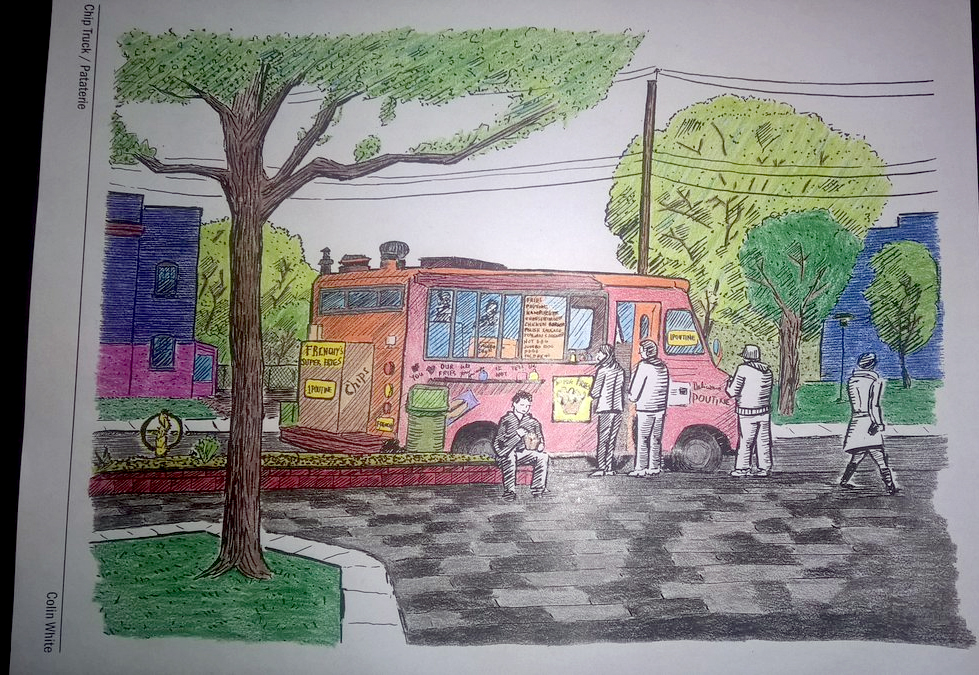 Colouring credit: Chip Truck by @Dore613Dore